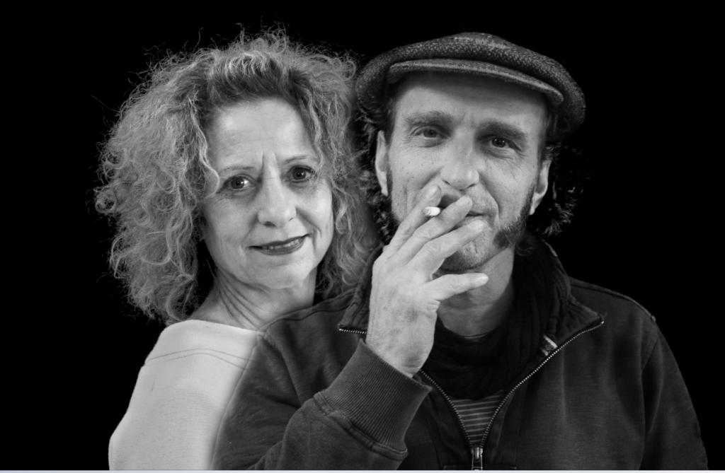 Inter.Vista, Ines Lacroix und Matthias Engel, Foto: Amelie Uding, Franziska Ertelt